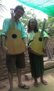 Matt and Ko Cho