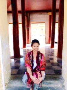 Thin Thin in her native Yangon